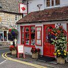 Mrs Browns Tea Shop by StephenRB