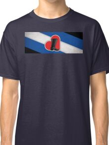 Bootblack Pride Banner Classic T-Shirt