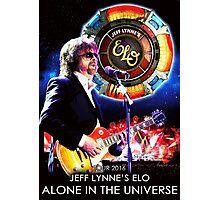 JEFF LYNE'S ELO Photographic Print