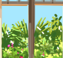 Fenêtre Sticker