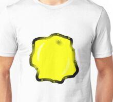 unusual mystical yellow porthole Unisex T-Shirt