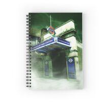 Haunted London - Ravenscourt Park Spiral Notebook