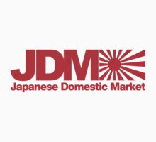 Japanese Domestic Market JDM (1) Kids Tee