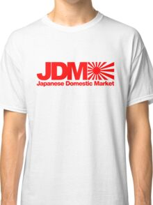 Japanese Domestic Market JDM (1) Classic T-Shirt