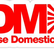 Japanese Domestic Market JDM (1) Sticker