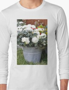 flower in spring Long Sleeve T-Shirt
