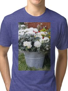 flower in spring Tri-blend T-Shirt