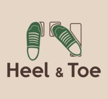 Heel & Toe (5) T-Shirt