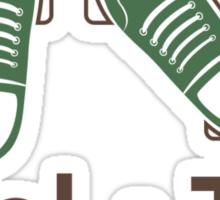Heel & Toe (5) Sticker