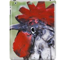 rooster craft iPad Case/Skin