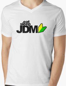Eat Sleep JDM (4) Mens V-Neck T-Shirt