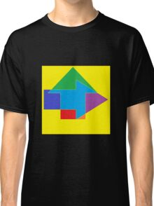 Fun Design Number Two Classic T-Shirt