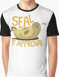 The seal animal Graphic T-Shirt