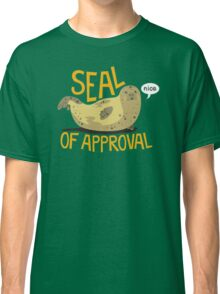 The seal animal Classic T-Shirt
