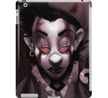 Forever A Jester iPad Case/Skin
