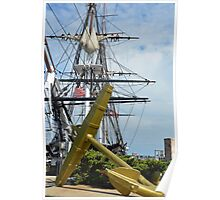 United States Ship Constitution Poster