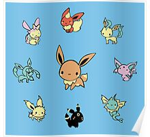 Evolution of Cuteness Poster
