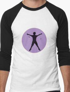 The Wheel Men's Baseball ¾ T-Shirt
