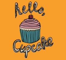 Hello, Cupcake! by Annie Riker