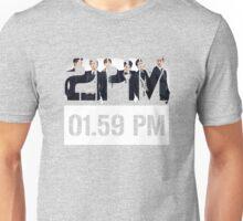 2PM Active T-shirt Jun.k Nichkhun KPOP Unisex T-Shirt