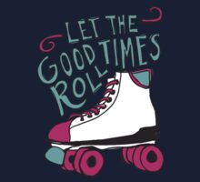 Let the Good Times Roll Kids Tee