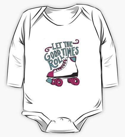 Let the Good Times Roll One Piece - Long Sleeve