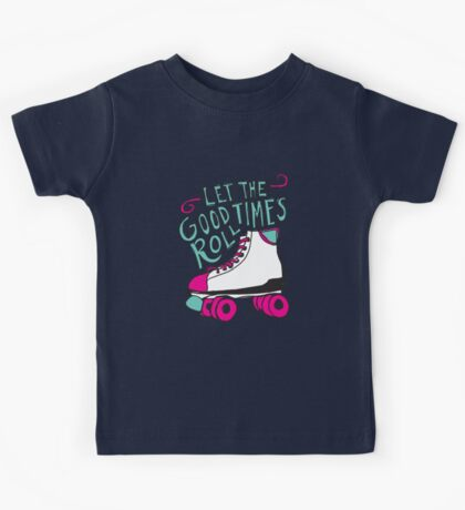 Let the Good Times Roll Kids Clothes
