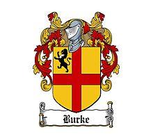 Burke (Earls of Ulster) by HaroldHeraldry