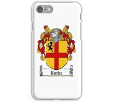 Burke (Earls of Ulster) iPhone Case/Skin