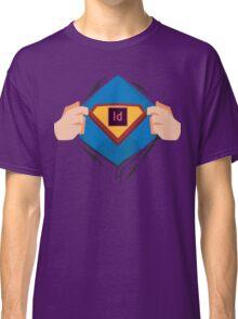 Superdesigner! — InDesign version Classic T-Shirt