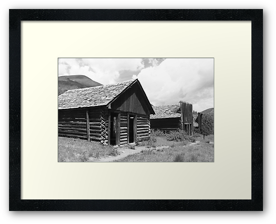 Ashcroft Ghost Town by Eric Glaser