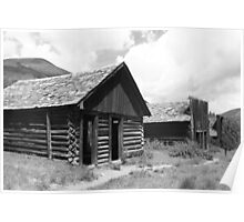 Ashcroft Ghost Town Poster