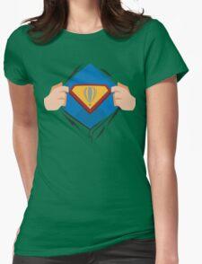 Superdesigner! — CorelDraw version Womens Fitted T-Shirt