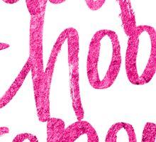BEAUTY SCHOOL DROPOUT | MAKEUP GRAPHIC TEE T-SHIRT  Sticker