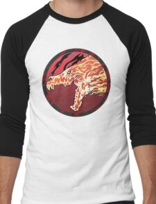 CS:GO Design - Howling Dawn Men's Baseball ¾ T-Shirt