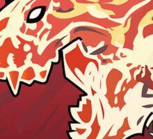 CS:GO Design - Howling Dawn Sticker