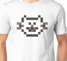 8-Bit Pixel Cat Unisex T-Shirt