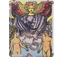 Tarot Card : The lovers iPad Case/Skin