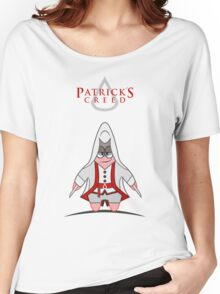 Patrick's Creed Women's Relaxed Fit T-Shirt
