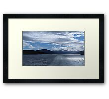 Ullapool to the Isle of Lewis Framed Print