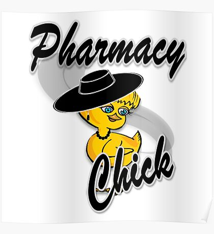 Pharmacy Chick #4 Poster