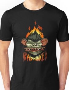 Bad Monkey Unisex T-Shirt