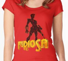 Imperator Furiosa - Mad Max Women's Fitted Scoop T-Shirt