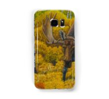 Bull Moose Samsung Galaxy Case/Skin