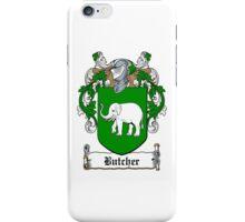 Butcher (Cork) iPhone Case/Skin
