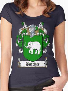 Butcher (Cork) Women's Fitted Scoop T-Shirt