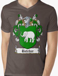 Butcher (Cork) Mens V-Neck T-Shirt