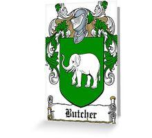 Butcher (Cork) Greeting Card