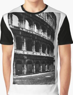 Colosseo, Roma Graphic T-Shirt