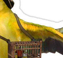 Canary Miner Sticker